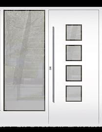 aluminium haust ren inkl montage bietet b deker richert b deker und richert gbr. Black Bedroom Furniture Sets. Home Design Ideas